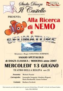2007 - Alla Ricerca Di Nemo